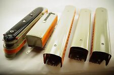 Lionel HIAWATHA Streamlined Steam Pass Set, Tin Plate, O Gauge 6-51000