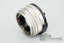 Carl Zeiss Plannar T* 35mm f/2 f 2 Lens for Contax G Mount G1 G2 Camera