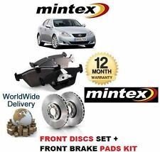 PARA LEXUS IS200D IS220D IS250 C 05-  MINTEX FRENO DELANTERO DISCO SET+