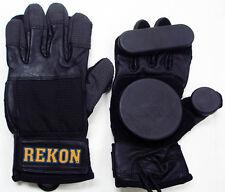 REKON Longboard Skateboard Down Hill Sliding Gloves Size M