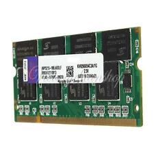 1GB DDR-266 266Mhz PC2100 Non-ECC CL2.5 200Pin SODIMM Laptop Notebook Memory RAM