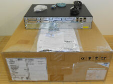 NEW Cisco 2911-SEC/K9 Integrated Services Gigabit Router ISR2  NEU OVP