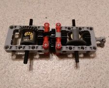 2x LEGO Technic FRAMED Differential assembly connected flexible - New parts