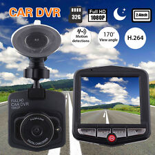 2.4'' LCD Full HD 1080P Auto Car VideoCamera DVR Telecamera Video