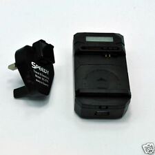 Speedy DESKTOP TRAVEL BATTERY DOCK CHARGER FOR HTC SENSATION 4G XE XL Z710T G14