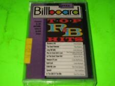 NEW FACTORY SEALED: BILLBOARD TOP R&B HITS 1956 ~ CASSETTE TAPE