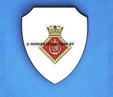 HMS DALRIADA WALL SHIELD (FULL COLOUR)