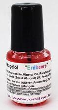 4,5ml Nagelöl, Duft: Erdbeere, Pflege für die Nägel, 4,5 ml Nagel Öl, Nr. 11