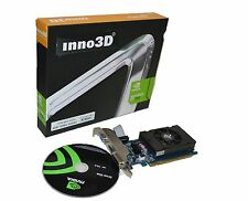 INNO3D NVIDIA Geforce GT 730 4GB PCI Express 2.0  x16 Video Graphics Card HMDI