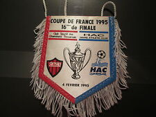 FANION WIMPEL PENNANT 1/16 COUPE  FRANCE 1995 THOUARS / LE HAVRE