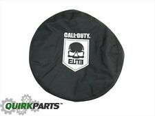 1997-2016 Jeep Wrangler Call of Duty MW3 ELITE COD Spare Tire Cover MOPAR OEM