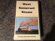 West Somerset Steam Video, Rail Enthusiast! Look At My Other Videos!
