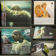 NEW BEYONCE Lemonade Taiwan CD+DVD w/BOX+28-P booklet+Card 2016