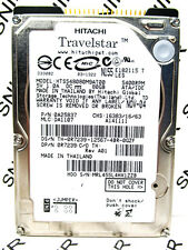Hitachi 80GB HTS548080M9AT00 IDE 0A25837 DA1107 0R7239 HardDrive WIPED & TESTED!