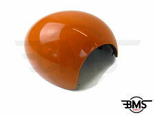 New BMW MINI O/S Wing Mirror Cover in Orange R55 R56 R57 R58 R59 R60 R61