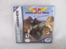 CT Special Forces 2: Back in the Trenches - Nintendo GBA New Factory Sealed!