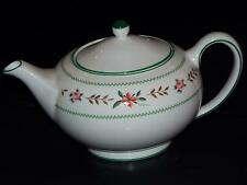 Wedgwood Bone China BELLE ROSE  Small  1 Pint TEAPOT New Made in England RARE