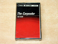 *MINT & SEALED* Sinclair ZX81 / Timex 1000 - The Carpooler by Timex