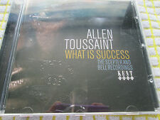 Allen Toussaint What Is Success (The Scepter And Bell Recordings) PrmoCD Album