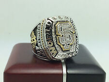 2014 San Francisco Giants MLB world series Championship ring 11s Alloy Solid