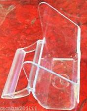 NEW ITEM IN STOCK: CAGE FRONT DRINKER - CLEAR x 2