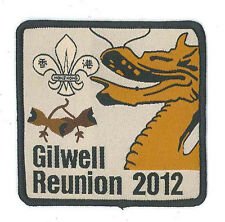 HONG KONG SCOUTS - Scout Leader Woodbadge Holder Gilwell Reunion 2012 DRA Patch