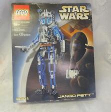 Discontinued LEGO Technic 2002 Collection Star Wars: Jango Fett  8011 Rare