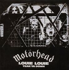★☆★ CD SINGLE MOTÖRHEAD Louie Louie 2-Track CARD SLEEVE    ★☆★