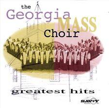 Georgia Mass Choir - Greatest Hits - New Factory Sealed CD