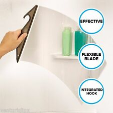 All Purpose Hanging Squeegee: Squeegees for Shower Doors, Windows & Mirrors