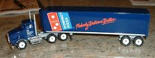 Domino's Pizza Nobody Delivers Better '93 Winross Truck