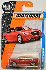 MATCHBOX 2016 METAL PARTS PIEZAS '15 CHRYSLER 300 RED