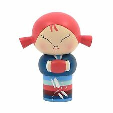 MOMIJI Doll - LAUGHING red hair by Lili Bunny resin figure asian Secret Message