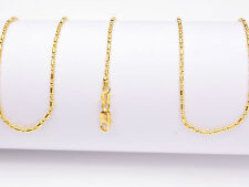 """1PCS Wholesale 26"""" nice 18K Yellow GOLD Filled BALL CHAIN NECKLACES For Pendant"""