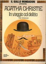 Agatha Christie - In viaggio col delitto - Ottimo