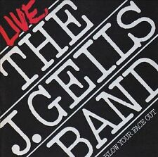 Blow Your Face Out by J. Geils Band (CD, Jul-1993, Rhino (Label))