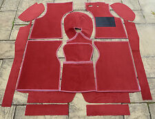 MORRIS MINOR NEW RED CARPET SET