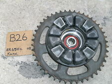 B26 KAWASAKI ER6N ER6NL ER650C 2008 REAR SPROCKET CARRIER