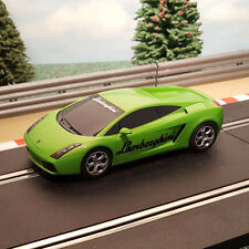 Scalextric 1:32 Drift Car-Verde Lamborghini Gallardo