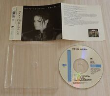 CD MAXI SINGLE 5 TITRES WHO IS IT MICHAEL JACKSON DON'T STOP 'TIL YOU GET ENOUGH