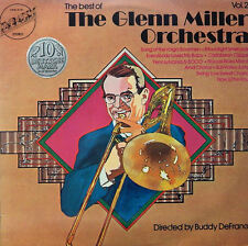 The Best of The Glenn Miller Orchestra. Directed by Buddy DeFranco. EX/ EX