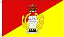 ROYAL ARMOURED CORPS FLAG 5' x 3'  RAC British Army Military Armed Forces