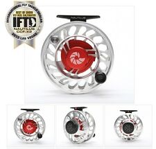 NEW NAUTILUS CCF-X2 10/12 FLY REEL SILVER-AWARD WINNING-FREE WORLDWIDE SHIPPING