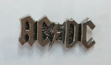 AC/DC ANGUS VINTAGE METAL LAPEL PIN NEW FROM LATE 80'S HEAVY METAL WOW