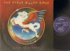 STEVE MILLER BAND Book of Dreams LP 1977  Jungle Love Swingtown Jet Airliner