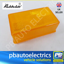 Trucklite/Rubbolite Side Marker Amber Lens for M332/M333/M334/M335 - 6991