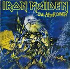 IRON MAIDEN Live After Death FULLY SIGNED Vinyl LP - The Book of Souls AUTOGRAPH