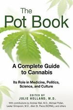 The Pot Book: A Complete Guide to Cannabis-ExLibrary