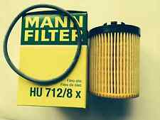 VAUXHALL/OPEL CORSA B/C AND D ENGINE OIL FILTER/SEAL 9192425 HENGST E600HD38
