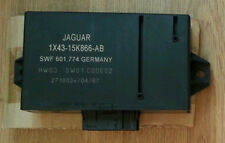 NEW GENUINE JAGUAR X-TYPE REAR PARKING AID SENSOR CONTROL MODULE 1X43-15K866-AB